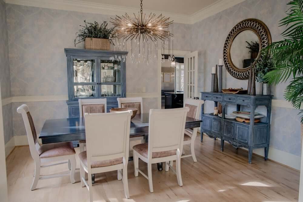 lavish raleigh designs dining room remodel